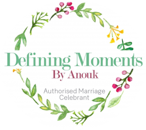 Defining Moments By Anouk